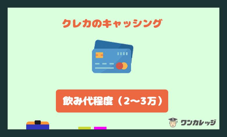 学生 借金 クレジットカード